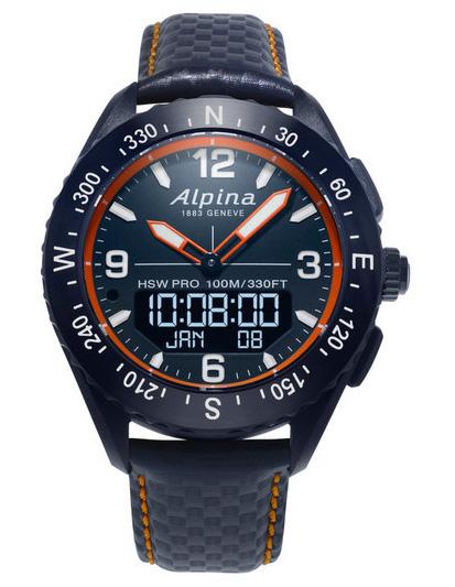 ALPINA AlpinerX Smart Watch AL-283LNO5NAQ6L från Alpina.