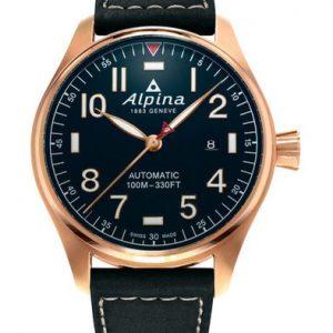ALPINA Startimer Pilot Automatic AL-525NN4S4 från Alpina.