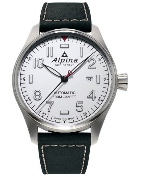 ALPINA Startimer Pilot Automatic AL-525S4S6 från Alpina.