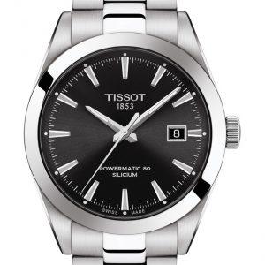 TISSOT Gentleman Powermatic 80 Silicium T127.407.11.051.00 från Tissot.
