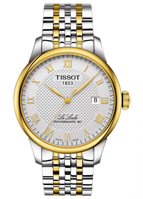 TISSOT Le Locle Powermatic 80 T006.407.22.033.01 från Tissot.