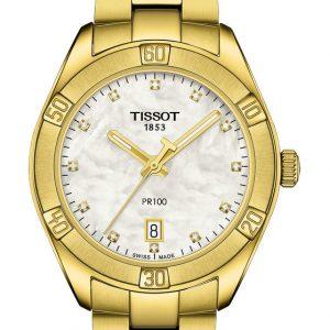 TISSOT PR 100 Sport Chic T101.910.33.116.01 från Tissot.