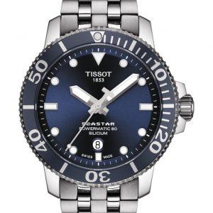 TISSOT Seastar 1000 Powermatic 80 Silicium T120.407.11.041.01 från Tissot.