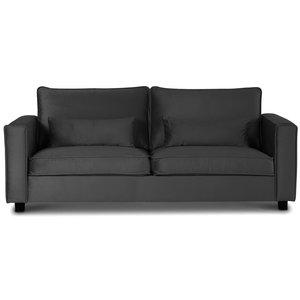 Adore Loungesoffa 3-sits soffa - Silvergrå från Skånska Möbelhuset.