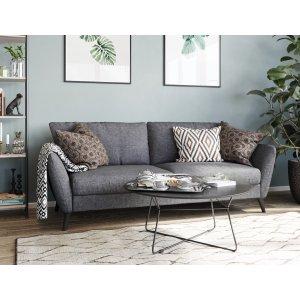 Country 3-sits soffa - Grå från Skånska Möbelhuset.