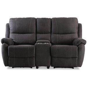 Enjoy Hollywood Biosoffa - 2-sits recliner från Skånska Möbelhuset.