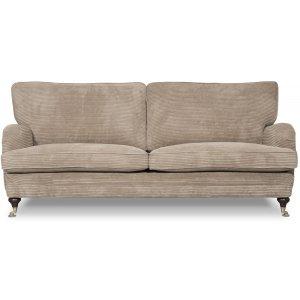 Howard Spirit soffa - Brun från Skånska Möbelhuset.